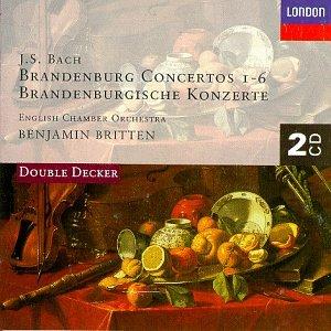 Bach - Bach - Brandenburg Concertos - Zortam Music