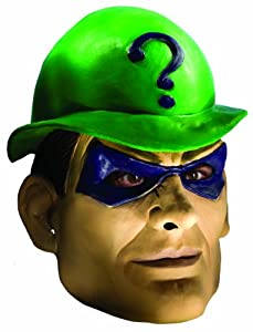 Rubie's Costume Co Dc Rogues Gallery Adult Riddler Mask at Gotham City Store
