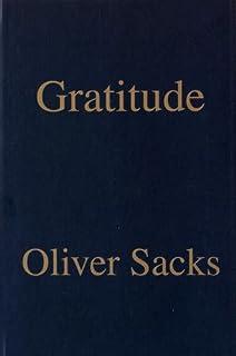 Gratitude, Sacks, Oliver