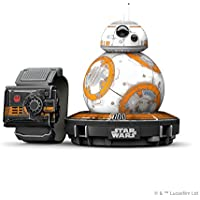 Sphero Special Edition Battle Worn BB-8 the App-Enabled Droid and Force Band - Certified Refurbished