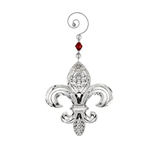 Waterford 2013 Fleur de Lis Ornament