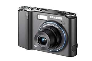Samsung NV30 8.1MP Digital Camera with 3x Optical Image Stabilization Zoom (Black)