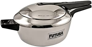 Futura Stainless Steel Pressure Cooker, 4.0 Litre by Futura