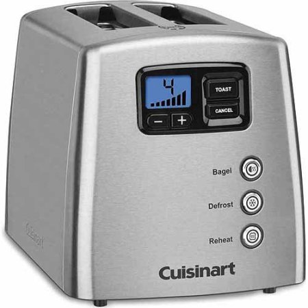 Cuisinart Touch to Toast 2-Slice Leverless Toaster CPT-420 (Cpt 420 Toaster compare prices)