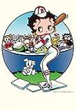 661-070 - Boop baseball - Betty Boop postcards