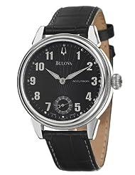 Bulova Accutron Gemini Men's Manual Watch 63A27
