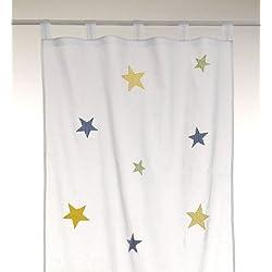 Kinderzimmer Vorhang 'Stars boys'