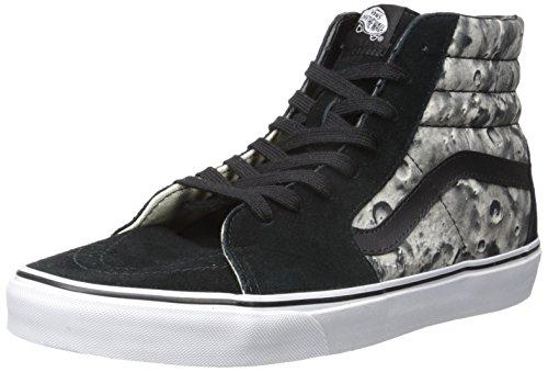 Vans  U SK8-HI WOOL SPORT, Chaussures homme - gris - - (moon) black/tr, 9 EU