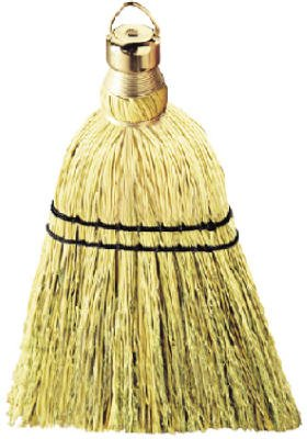Quickie Professional Wire Wound Corn Whisk Broom