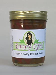 Sweet N Sassy Pepper Sauce by HMS Productions