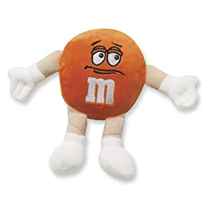 Orange M&M Screen Cleaner Perfect Gift Idea