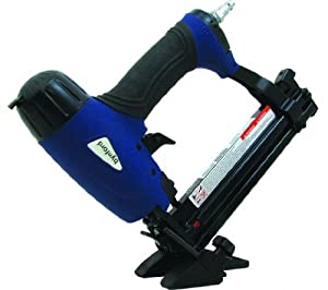 "BYNFORD HARDWOOD FLOORING STAPLER NAILER (Uses standard narrow crown staples such as Senco ""L"" etc)"