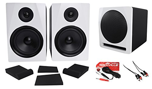 Package:Pair of RockvilleAPM8W 8