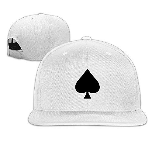 vintage-ace-of-spades-ace-negro-musica-trucker-sombreros-gorra