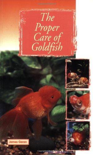 The Proper Care Of Goldfish
