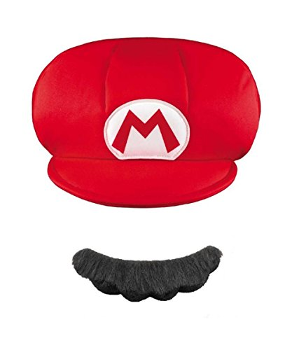 Super Mario Brothers Mario Kids Accessory Kit