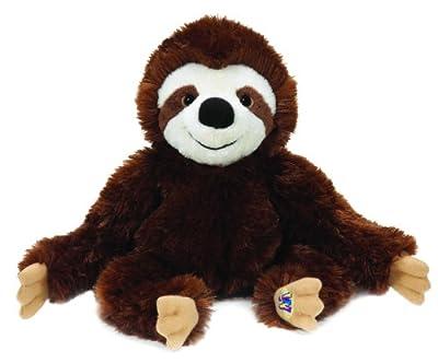 Webkinz Sloth Webkinz Plush from Ganz USA LLC