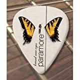 Printed Picks Company Paramore Brand New Eyes (Butterfly) Guitar Pick x 5