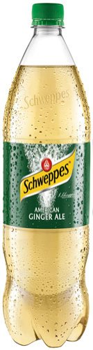 Schweppes - Ginger Ale - 1.25L PET bottle
