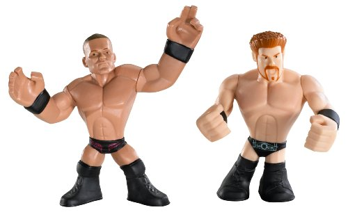 WWE Rumblers Sheamus And Randy Orton Figure 2-Packs - 1