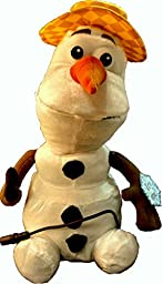Switch Enabled Talking Olaf From Frozen