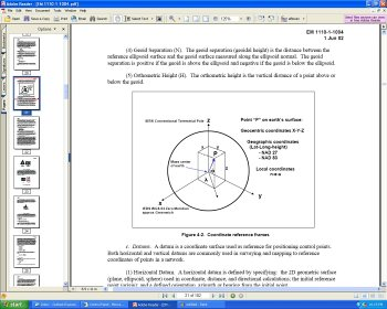 Engineering Geodetic and Control Surveying: Surveyors Engineering Manual on CD-ROM by U.S. Army Corps of Engineers