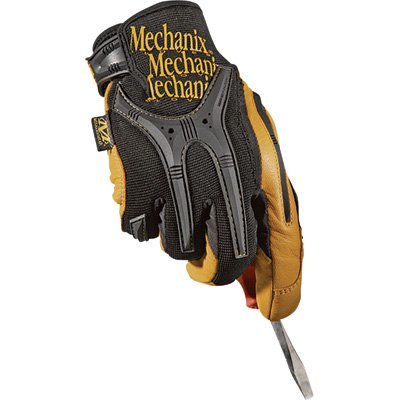 Images for Mechanix Wear CG40-05-009 Black Commercial Grade Heavy Duty Glove, Medium