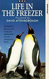 David Attenborough: Life In The Freezer - The Complete Series [VHS] [1993]