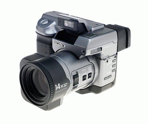 Sony Mavica MVC-FD91