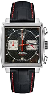 NEW TAG HEUER MONACO MENS WATCH CAW2119.FC6289