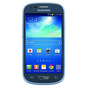 Samsung Galaxy S III Mini, Black 8GB (Verizon Wireless)