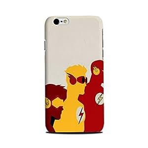StyleO Iphone 6/ Iphone 6s Designer Printed Back Cover (Iphone 6/ Iphone 6s Back Cover) - Superhero Flash