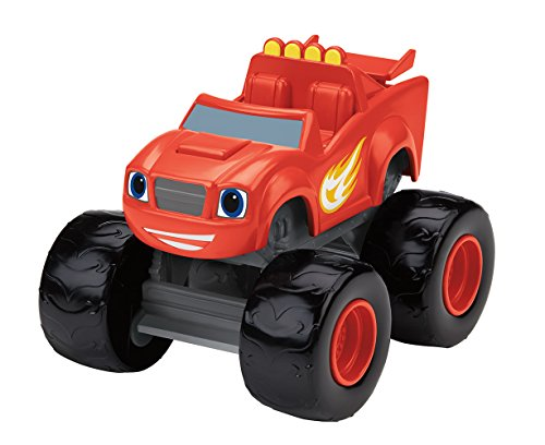 Blaze y los Monster Machines - Vehículo parlanchín Fisher-Price (Mattel DXB68)