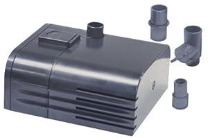 Beckett corporation m130uv combo pump 130 for Pond filter pump combo