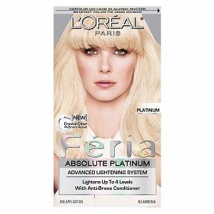 FERIA by L'Oreal Paris Absolute Platinum