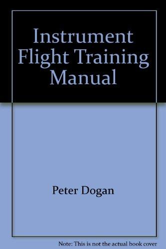 Instrument Flight Training Manual
