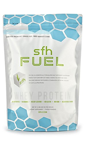 SFH FUEL Whey Protein 2 pound bag, Coconut (Whey Fuel Protein compare prices)