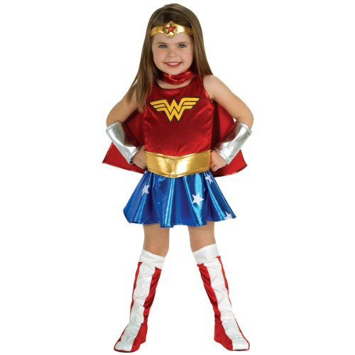 Wonder Woman Toddler Costume - Kid's Costumes