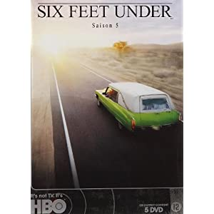 Six Feet Under - L'Intégrale Saison 5 - Coffret 5 DVD [Import belge]