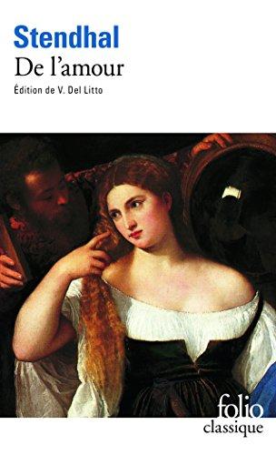 de L Amour Stendhal (Folio (Gallimard))