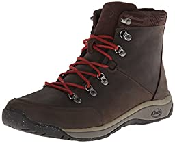 Chaco Men\'s Roland Boot, Coffee Bean, 11 M US