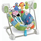 Fisher-Price Space Saver Swing and Seat, Discover'N Grow (Discontinued by Manufacturer)