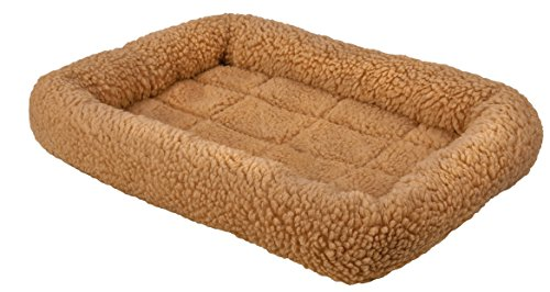 Artikelbild: K-9 Keeper Sleeper Crate Pad, 37 by 25, Cocoa (Discontinued by Manufacturer) by Four Paws
