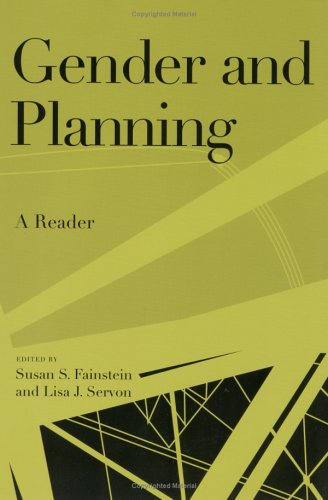 Gender and Planning: A Reader
