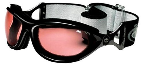 Bolle Traverse Goggle,Black,Modulator Rose Lens