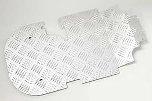 RinParts(リンパーツ)ズーマー用 軽量アルミ カスタムパネル ダイヤモンド 1101172