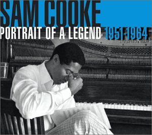 Portrait of a Legend 1951-1964 by Sam Cooke