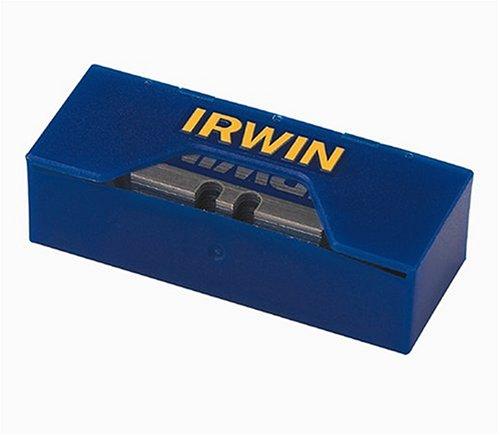 Irwin 2084200 Blue Blade Bi-Metal Utility Blade, 20-Pack