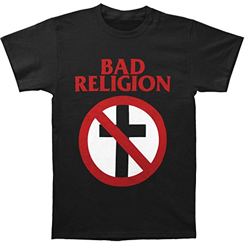 Bad Religion Classic Crossbuster T-shirt(XX-Large)