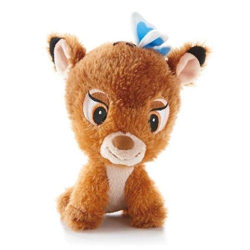 Hallmark Easter EWM3066 Springtime Bambi - Easter Plush